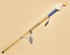 Native American Creek Indian Walking Stick - Bear