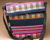 """Andean Woven & Lined Drum Bag 16""""- Navy Blue (db13)"""
