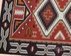 4x6 Handwoven wool rug -detail