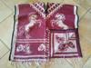 Reversible Blanket Poncho -Horses