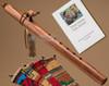 Walnut Wolf Flute Package