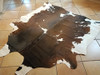 Cowhides are great for rugs and wall hangings