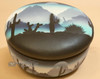 Handpainted Navajo Pottery Jewelry Box
