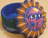 Sun Face Jewelry Box with Lid