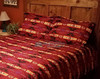 Comforter Set Includes 2 Matching Shams