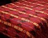 Red Southwest Comforter -Design Detail