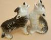 View of magnetic Salt & Pepper wolves
