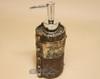 Alternate view of Texas soap dispenser