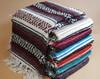 Mexican Falsa Blankets Are Available In Many Color Variations