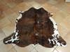 Beautiful Brindle Cowhide Rug