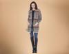 Southwestern Knitted Cardigan -Long Length