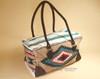 Handwoven Weekender Bag