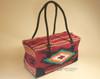 Woven Weekender Bag