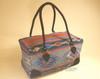 Woven Weekender Travel Bag