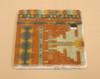 Travertine Stone Coaster - Aztec 3 of 4