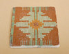 Travertine Stone Coaster - Aztec 4 of 4