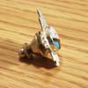 Zuni Indian Sterling silver Pin