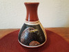 Native American Etched Clay Pottery -