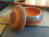 Native American Etched Jewelry Box
