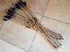 Decorative beaded Indian arrow