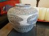Native American Navajo Vase -Reverse Side