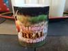Longhorn Mug -Real Cowboys