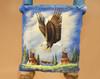 Hand Painted Tarahumara Art -Soaring Eagle