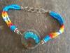 Acrylic tree of life bracelet