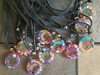 Bulk beaded tree of life necklaces in assorted colors