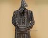 Primo Woven Baja Shirt Hoodie -teal
