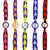Colorful assorted string dreamcatcher bracelets