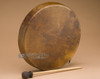 "Buffalo Rawhide Cherokee Drum - 16"" shown"