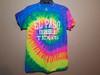 El Paso Tie Dye T Shirt - Rainbow