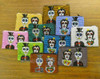 Seed Bead Day of the Dead Coin Purse -Assorted Colors