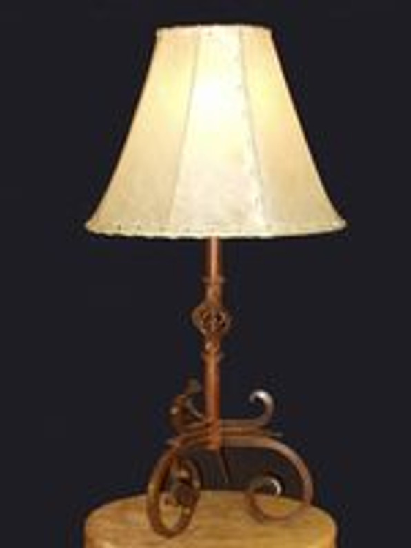 Rawhide Lamp Shades - Your Choice For Rustic Lighting