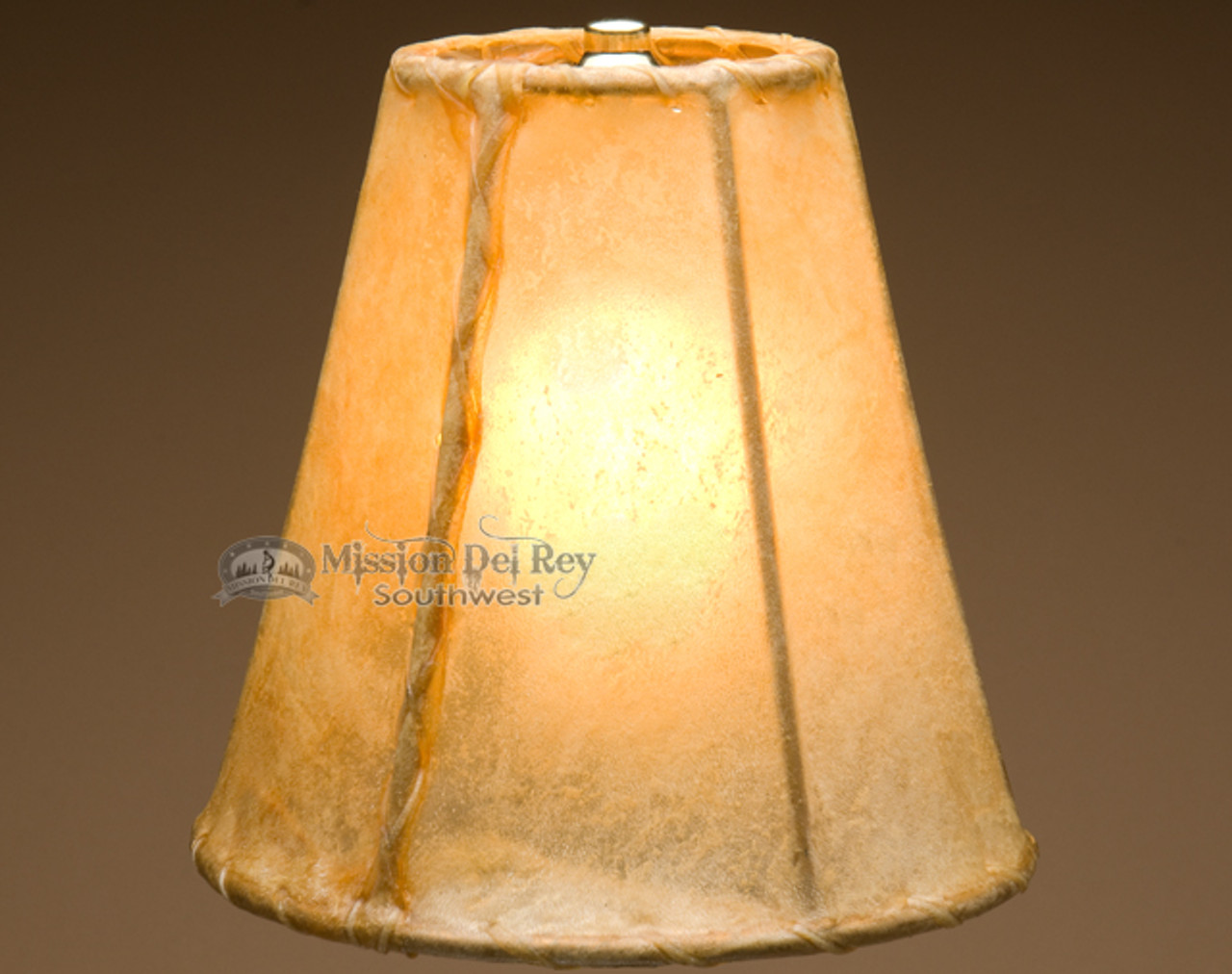 Home & Garden 12 bell Southwest Rawhide Lamp Shades