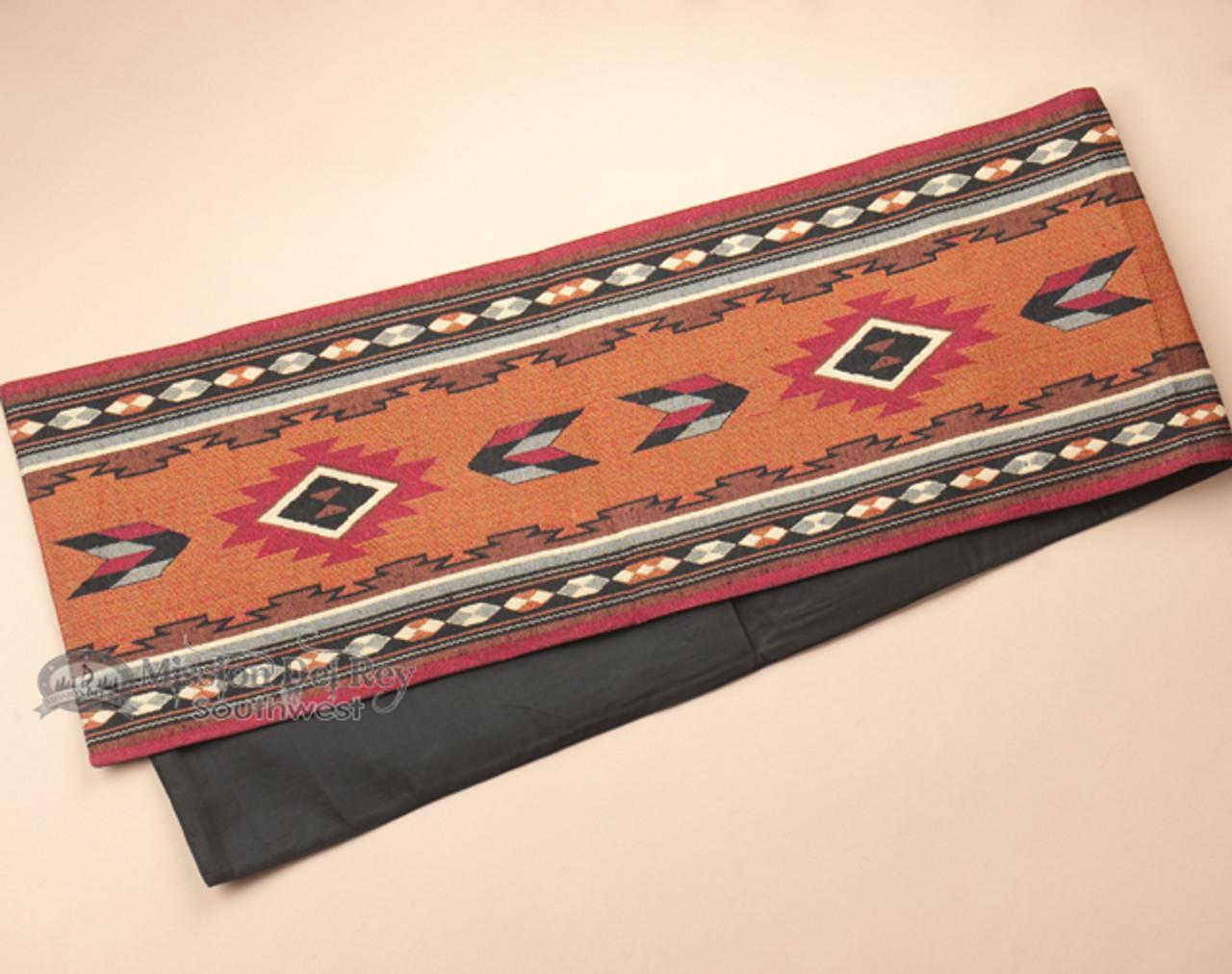 Tapestry Quality Southwest Table Runner 13x72 Zuni