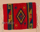 Southwestern Zapotec Placemats -100% Wool