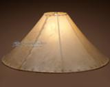 Southwest Rawhide Lamp Shades
