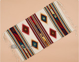 Small Zapotec Throw Rugs 23x39