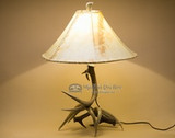 Enhance the Beauty of Rustic Lamps with Rawhide Lamp Shades