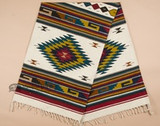 Southwest Decorating Made Easy: Rawhide Lamp Shades And Southwestern Rugs