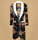 Southwestern Robes, Slippers