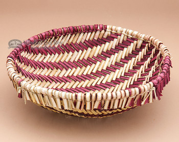 Authentic Yucca Sifter Basket
