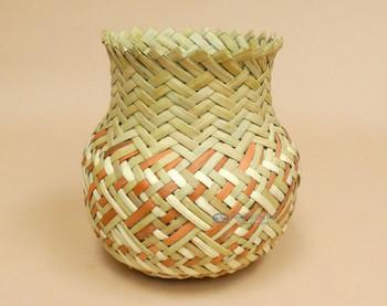 Tarahumara Southwestern Style Basket