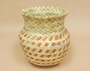 Southwestern Hand Woven Yucca Basket