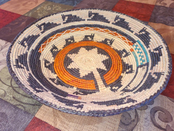 Native Southwest Style Basket