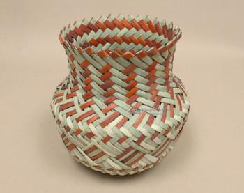 Handwoven Tarahumara Basket