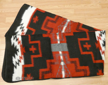 Western Bunkhouse Blanket