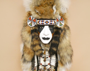 Ceremonial Cherokee Mask